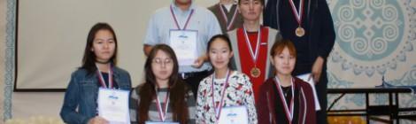 Поздравляем призера регионального этапа ВОШ по английскому языку
